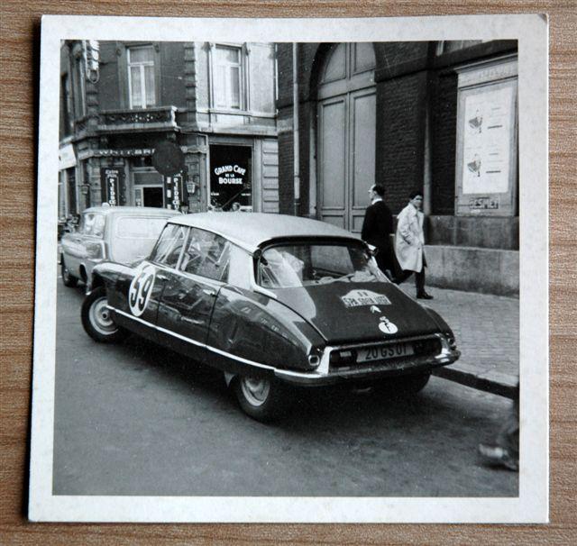 SPA-SOFIA-LIEGE 1964 n°59  MEUNIER-CACHET (Citröen DS19) - Pas classé2.jpg